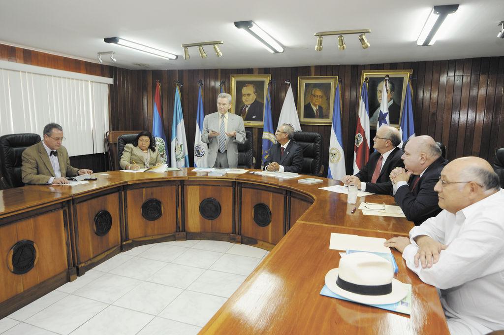 Notarios del mundo están en Nicaragua