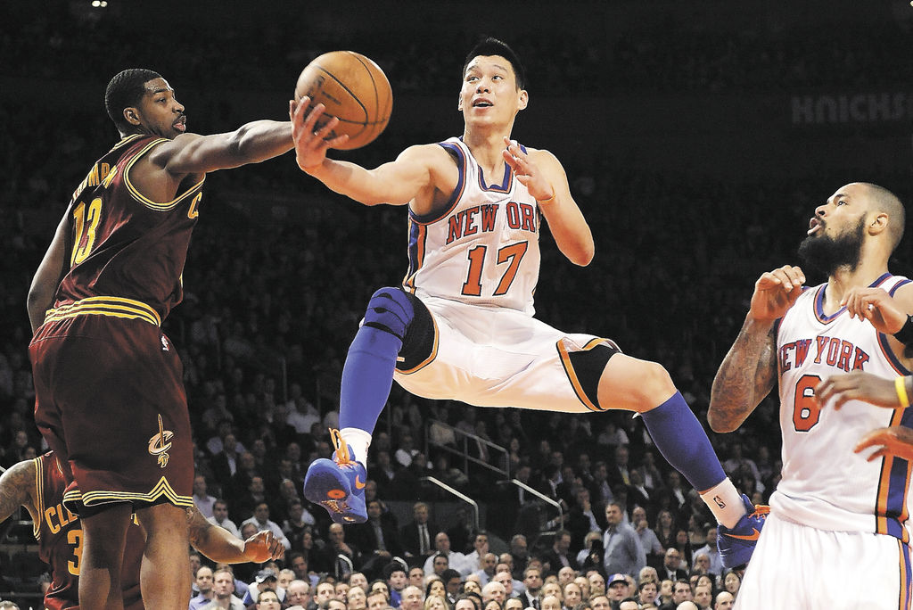 Lin y Knicks arrollan a los Cavaliers