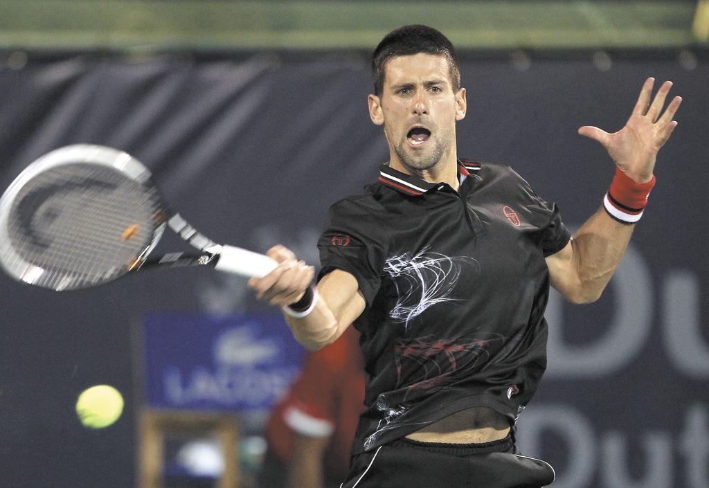 Djokovic a cuartos