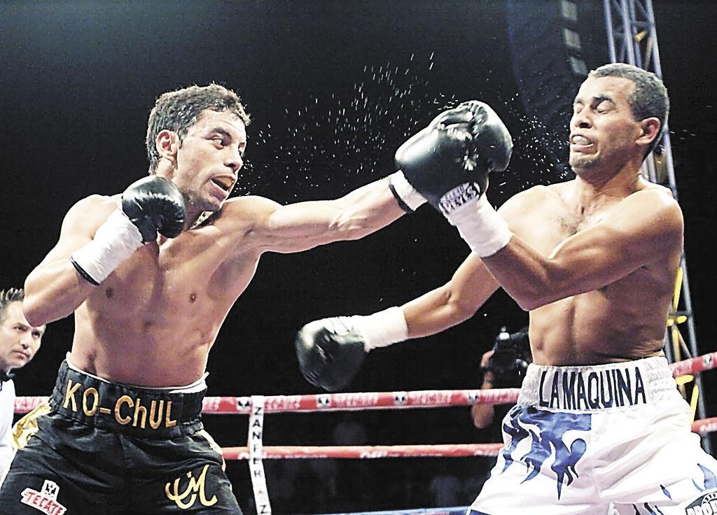 Montiel pelea  esta noche