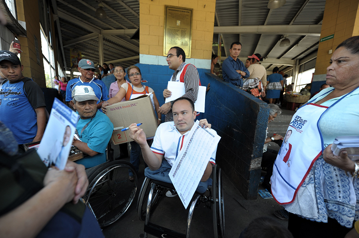 Finaliza campaña electoral en El Salvador