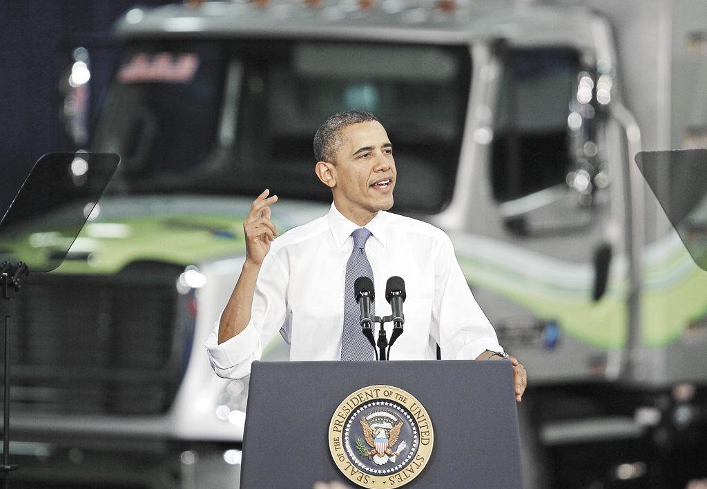 Obama pide elecciones  a Libia