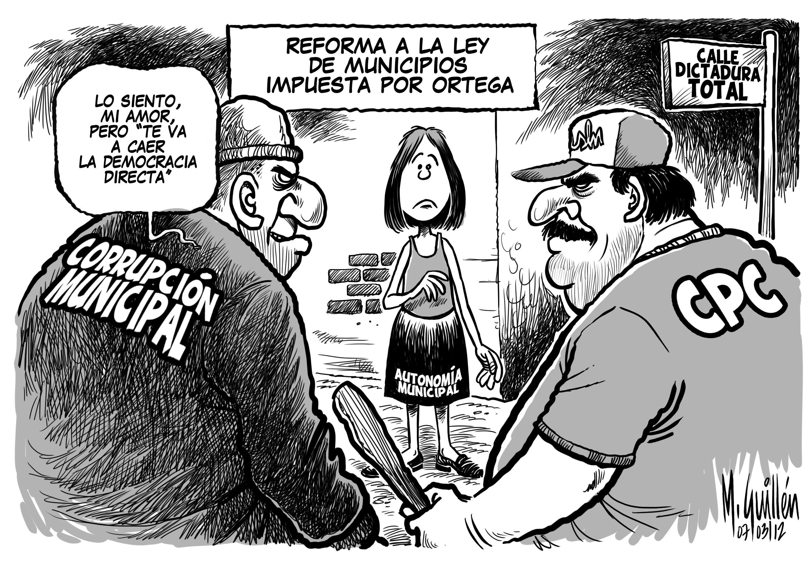 Caricatura Del Dia – 2012-03-08