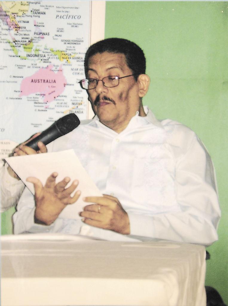 Mario Arce Solórzano. LA PRENSA/CARLOS HERRERA