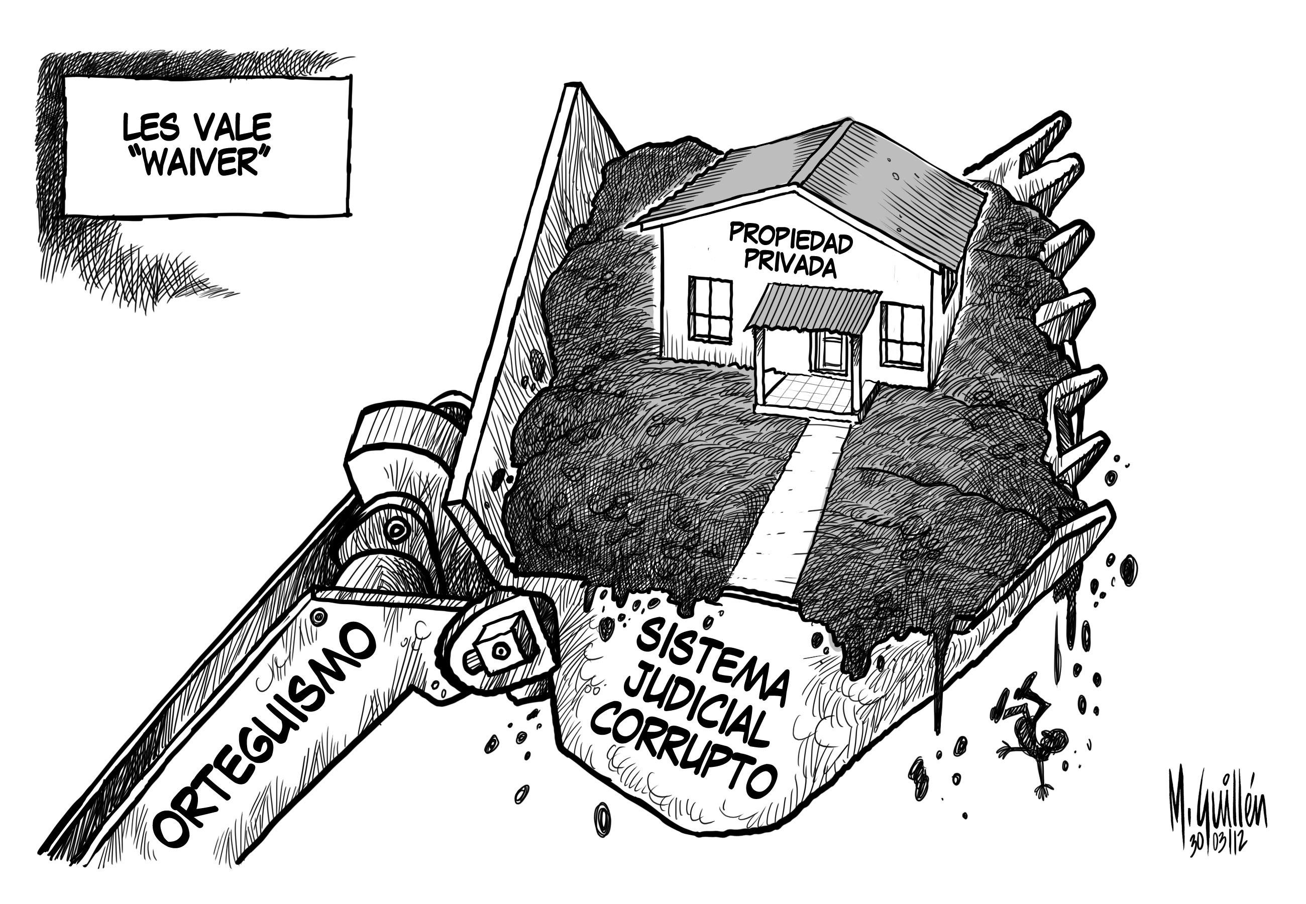 Caricatura Del Dia – 2012-03-31