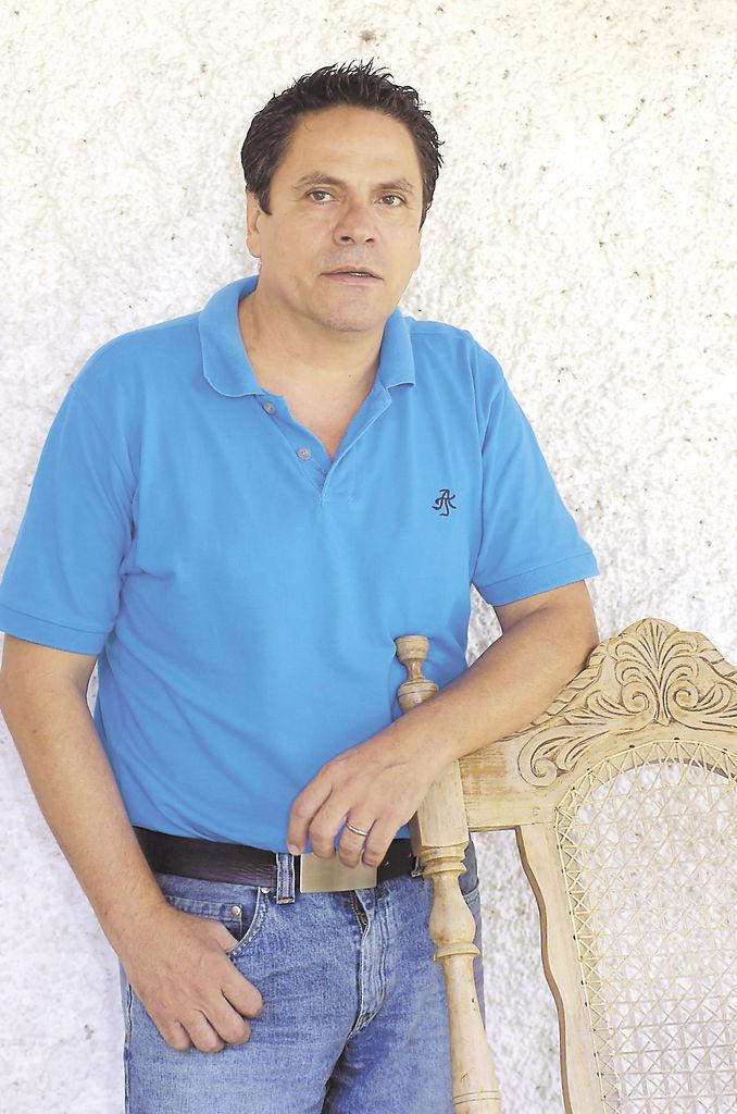 Actor nicaragüense Salvador Espinoza. LA PRENSA/ARCHIVO