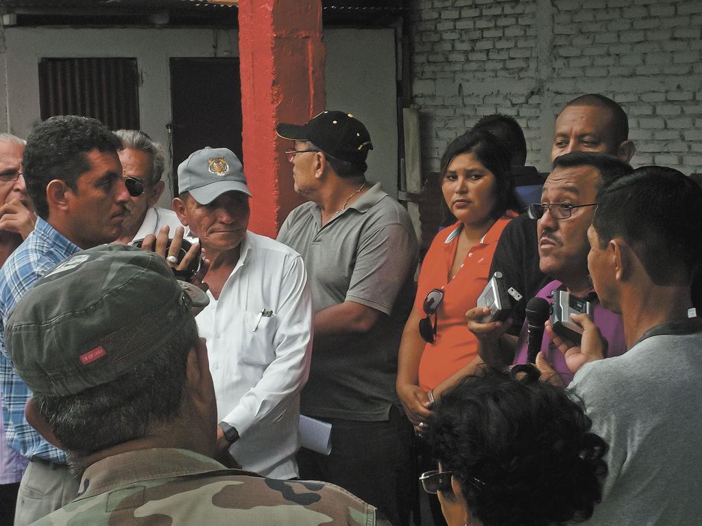 Militantes del FSLN, que criticaron y se opusieron a las imposiciones arbitrarias de candidatos a alcaldes, ahora sufren represalias. LA PRENSA/ S. Martínez