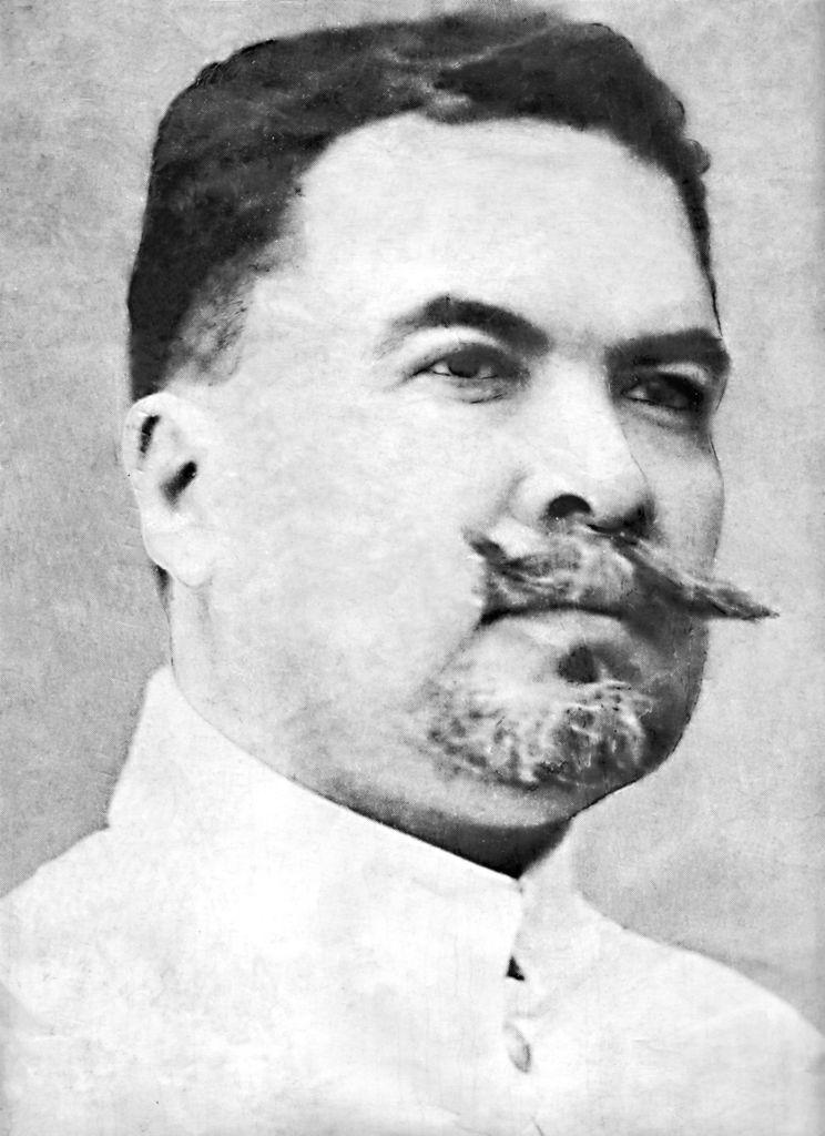 Rubén Darío  sale del puerto Saint-Nazaire, Francia, Sep. 1910. LA PRENSA/REPRODUCCIONES M. L. GONZÁLEZ