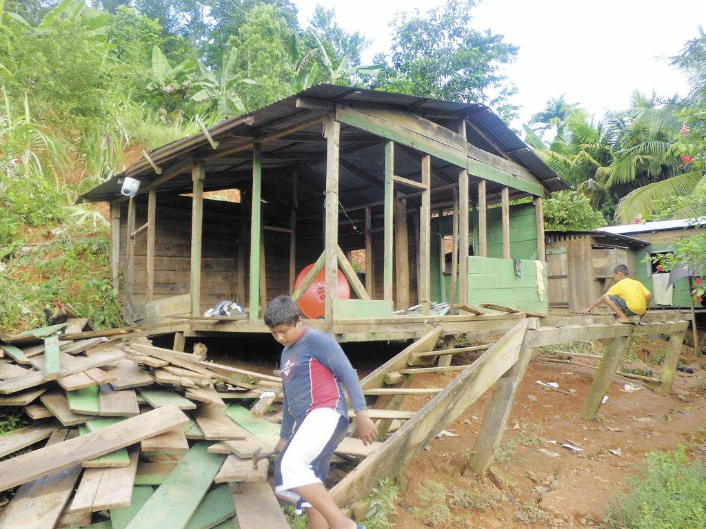 Nicaragua, uno de los países con peor déficit habitacional
