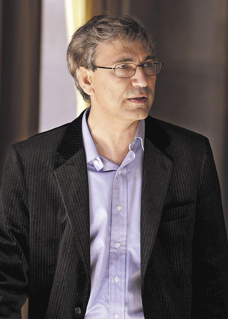 Orhan Pamuk LA PRENSA/AP