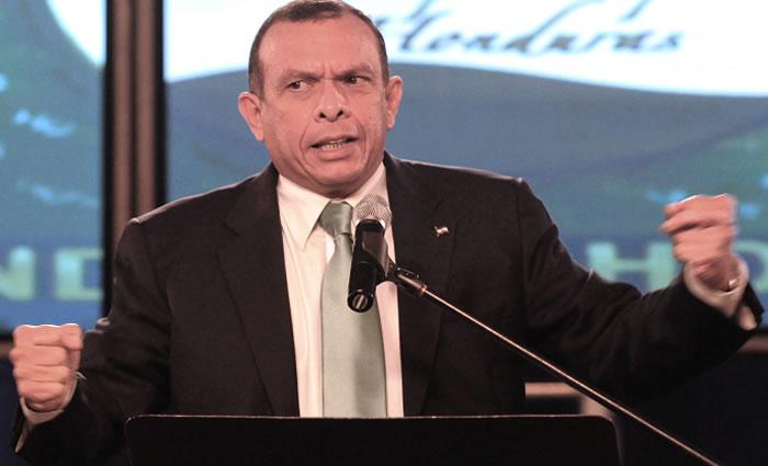 """Lobo califica como una """"herida a la democracia"""" destitución de Lugo"""