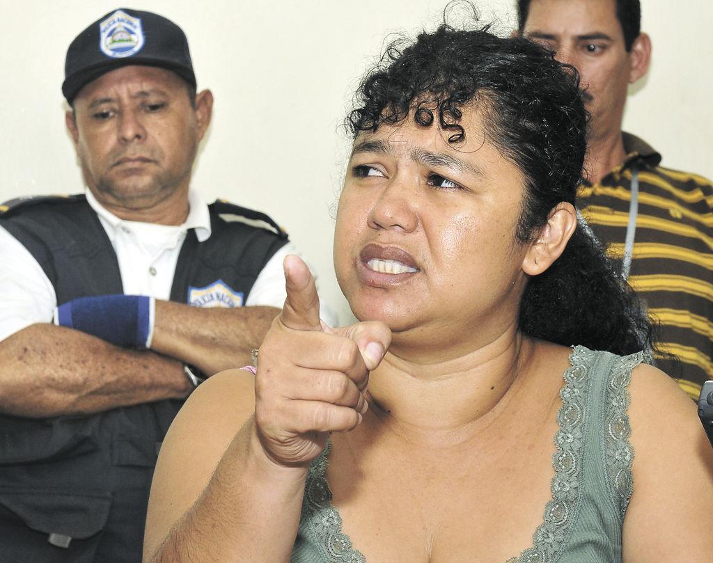 """""""Carla Ñata"""": No los conozco"""