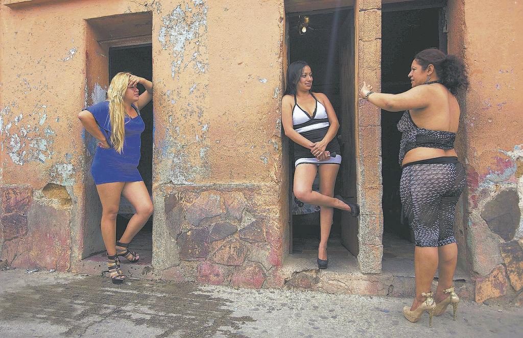 es legal la prostitución en españa prostitutas mejorada del campo