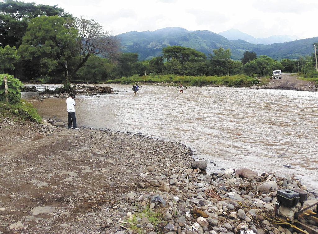 Puente es urgente en Limay