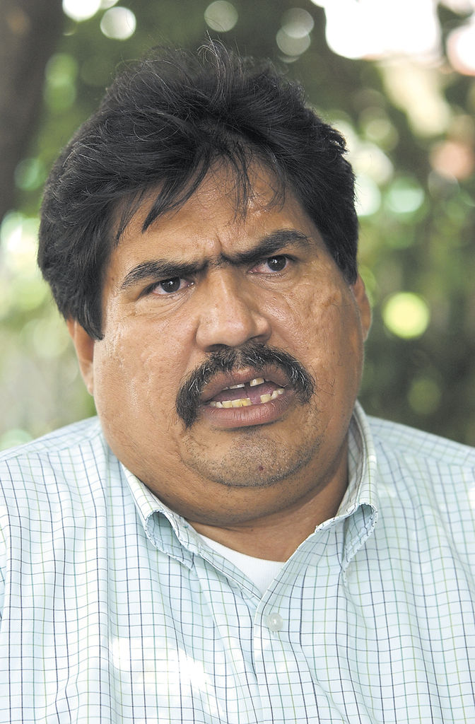 """Nosotros somos  empresas como ellos, cada uno que nos constituimos en un negocito creamos más empleos que uno que se llama mipyme"""". Jorge González,  presidente de  Acmnic."""