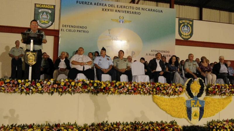 Fuerza Aérea celebra XXXIII aniversario