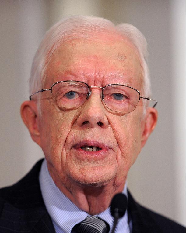 """Carter: EE.UU. y Venezuela son """"similares"""""""