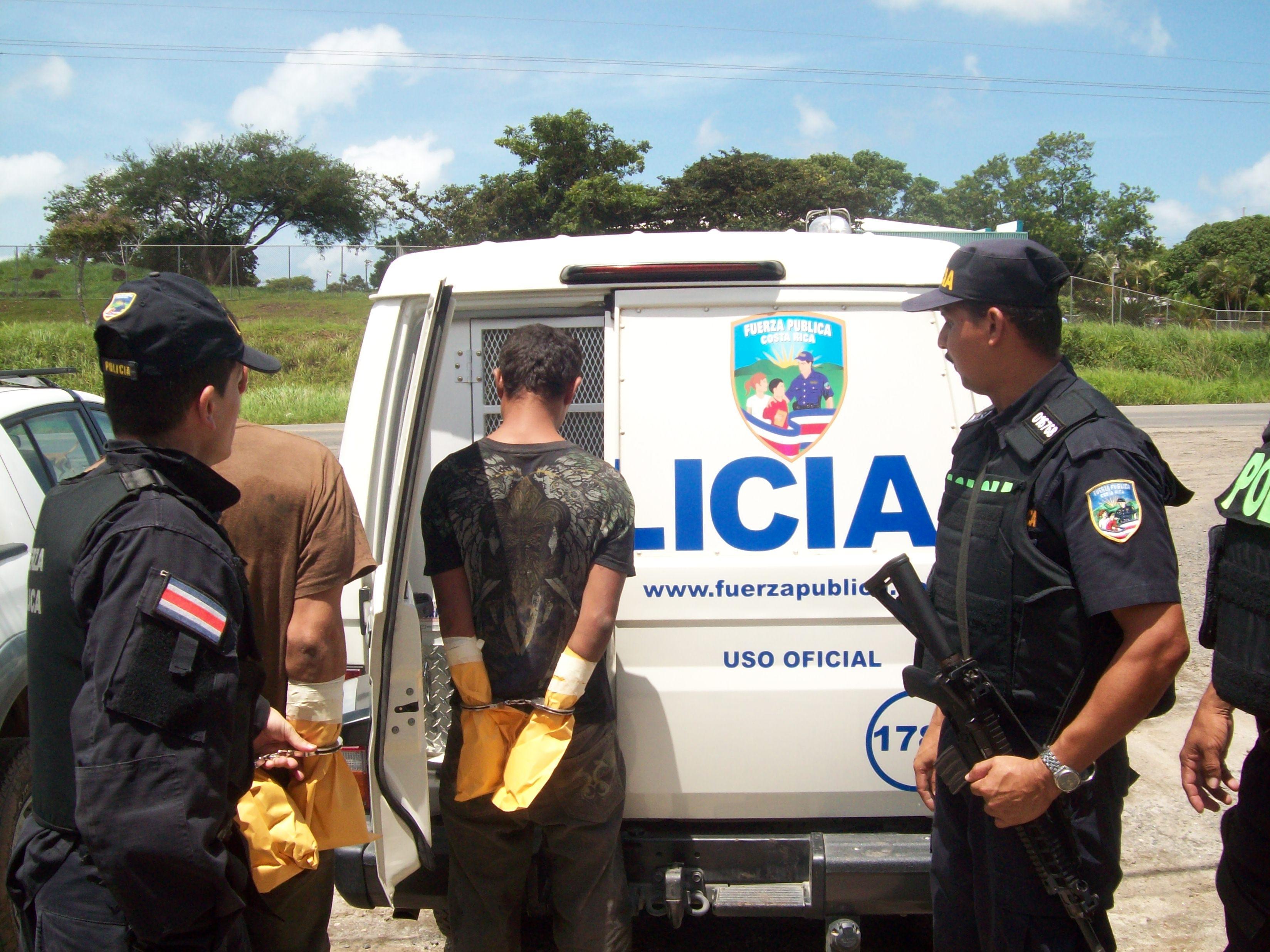 Prisión a sospechoso de tiroteo en Peñas Blancas