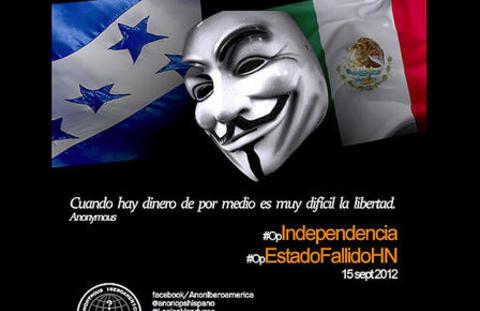 Hackean sitios de la Policia y Presidencia de Honduras