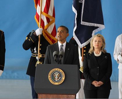 Obama llama a resistir la violencia en países árabes