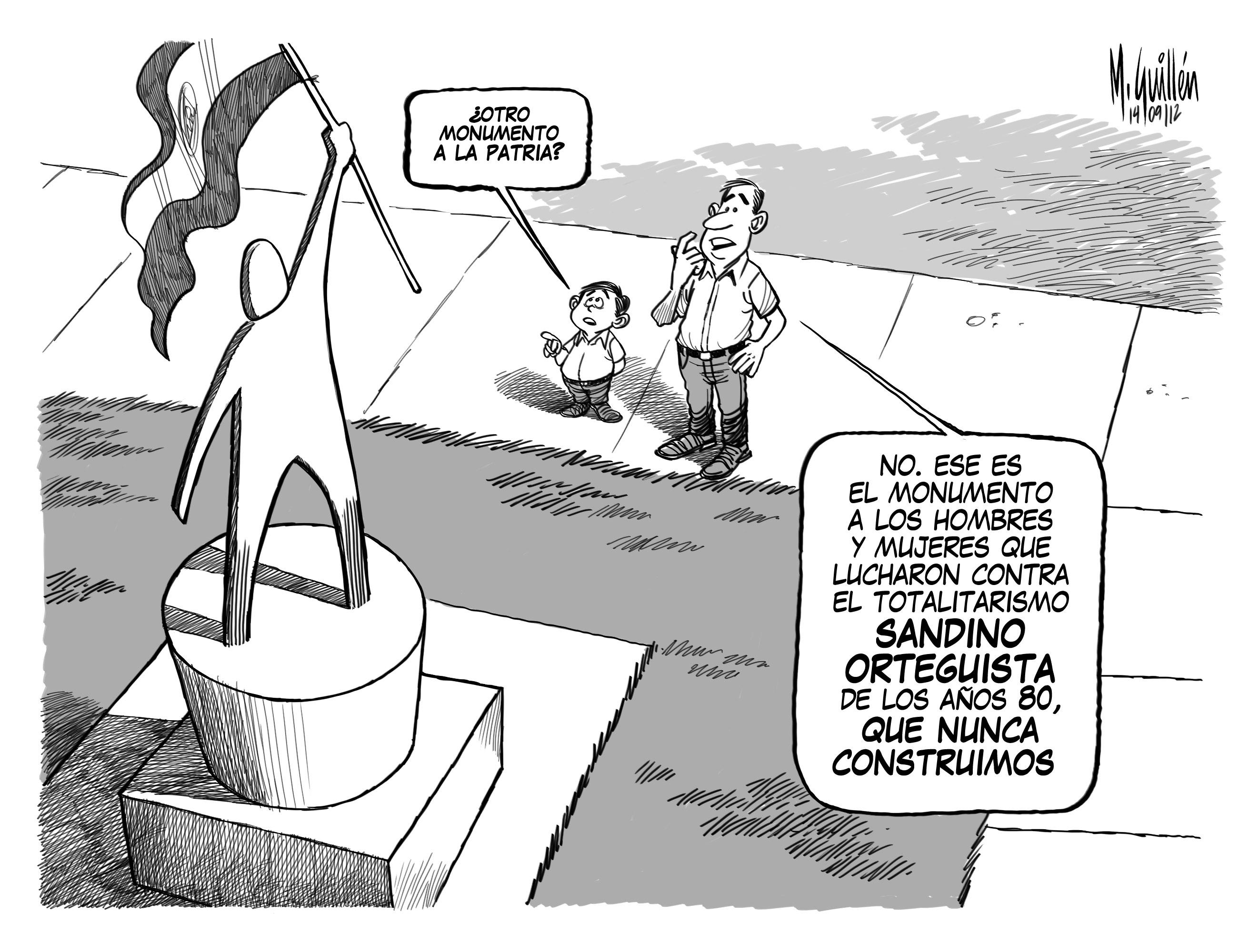 Caricatura Del Dia – 2012-09-15