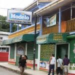 La Policía de Bluefields ocupó las  ferreterías Calero Uno y Dos, luego de la detención de José Fausto Calero. LA PPRENSA/S. LEÓN
