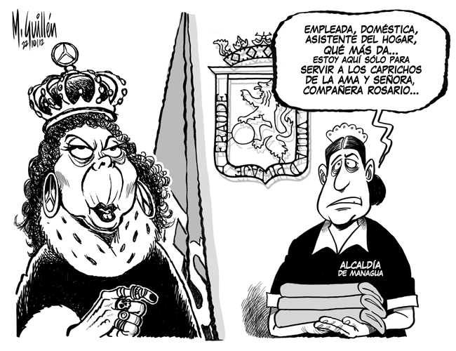 Caricatura Del Dia – 2012-10-23