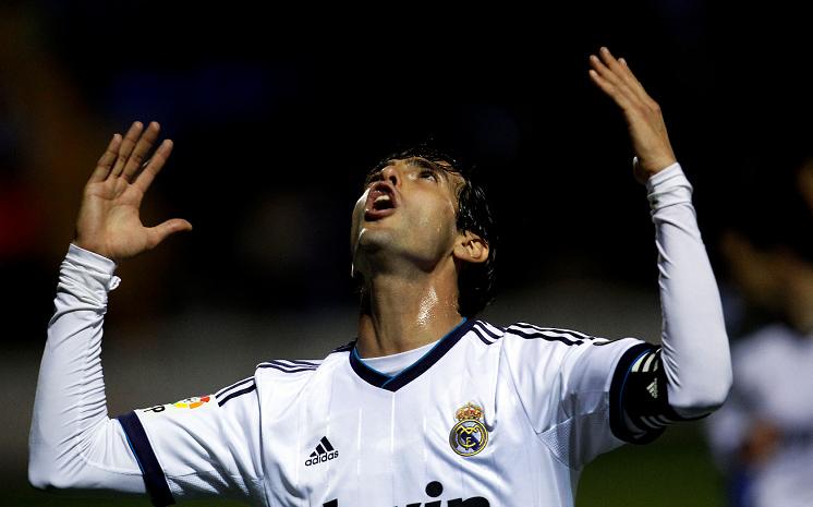 El Madrid derrota 4-1 al Alcoyano
