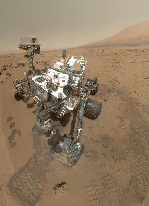 Marte emana metano regularmente, pero se desconoce su fuente