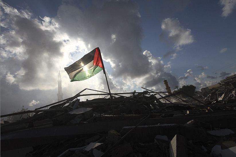 """EE.UU. acusa a Israel de apropiarse """"sistemáticamente"""" de tierras palestinas"""