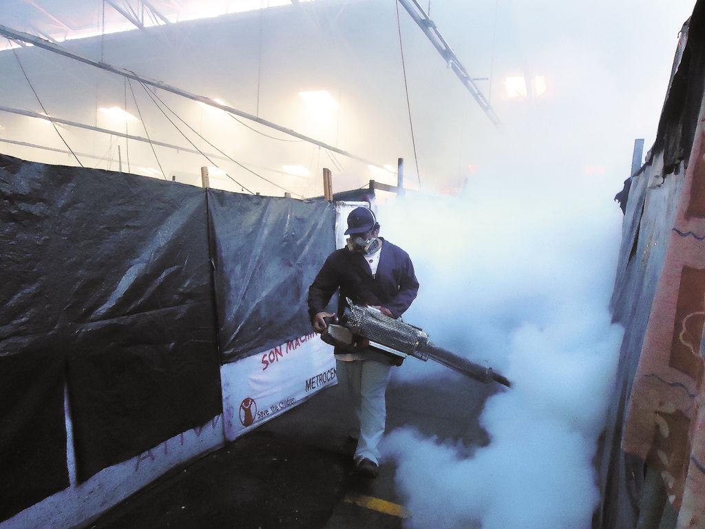 El dengue genera alarma en Managua