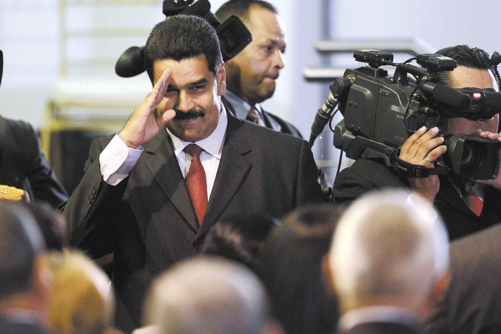 Nicolás Maduro, el delfín presidencial
