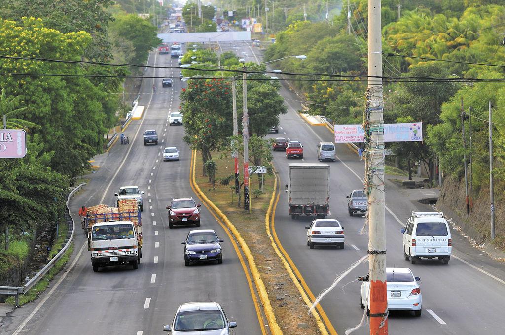 Ampliación de carretera a Masaya estará lista en abril