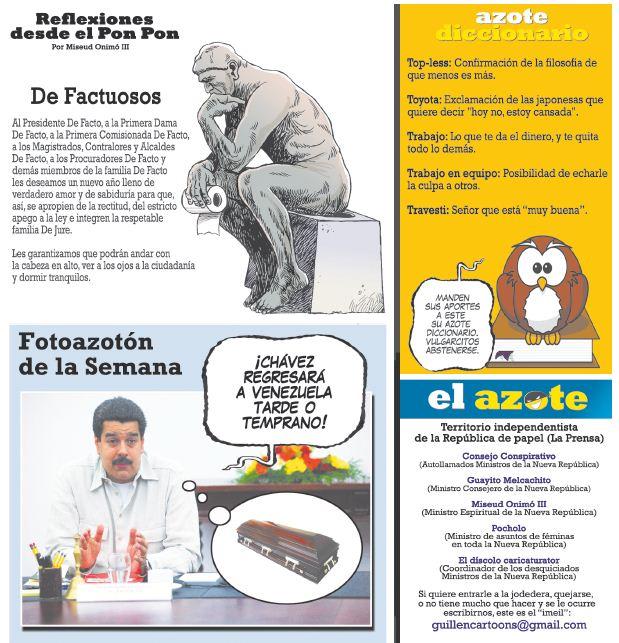 El Azote – 2013-01-06