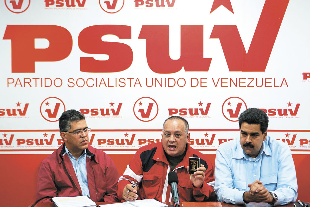 "Iglesia advierte  de ""anarquía"" en Venezuela"