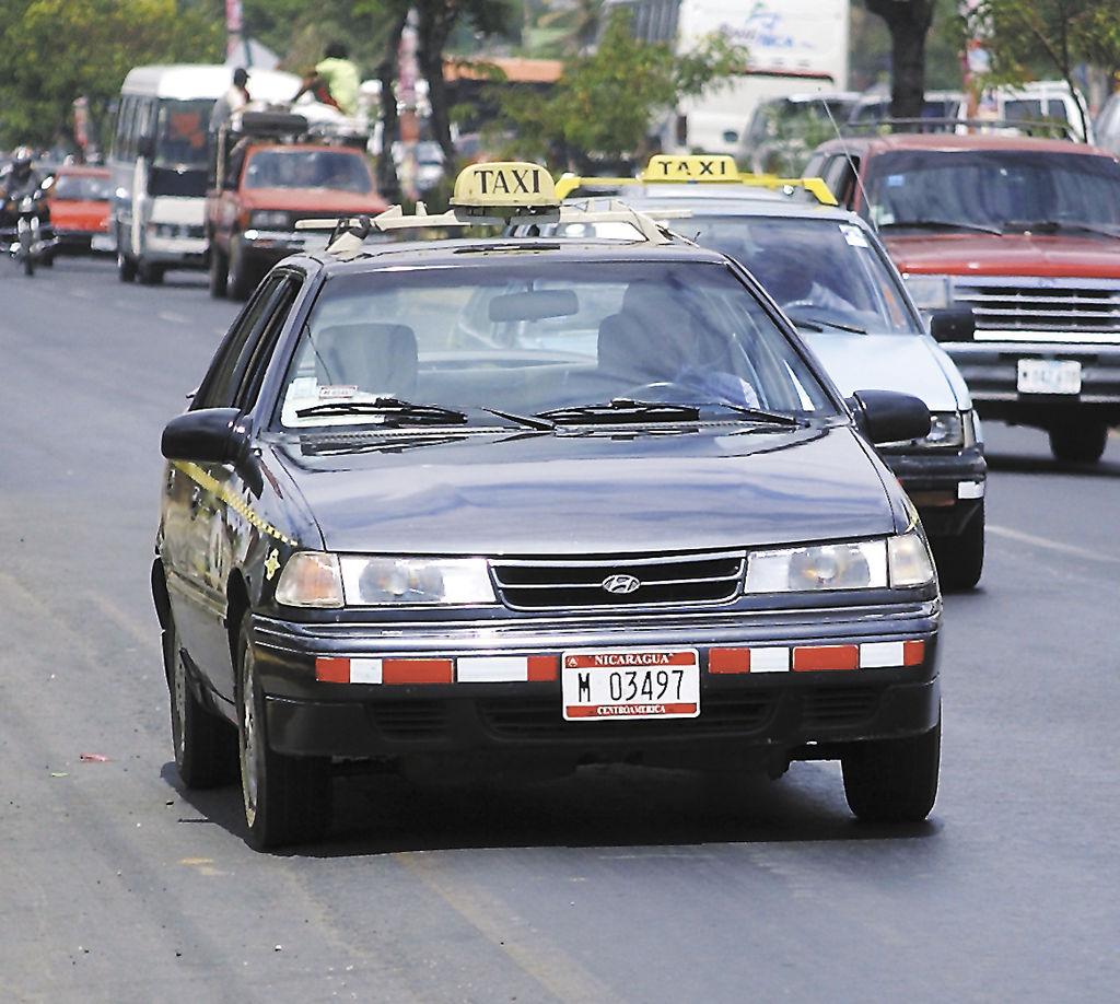 En abril ya habrá taxímetro en Managua