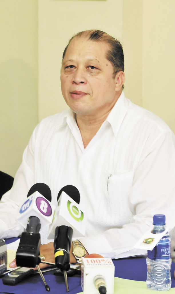 Kamilo Lara,  director del Fondo Nacional para el Reciclaje (Fonare). LA PRENSA/GUILLERMO FLORES