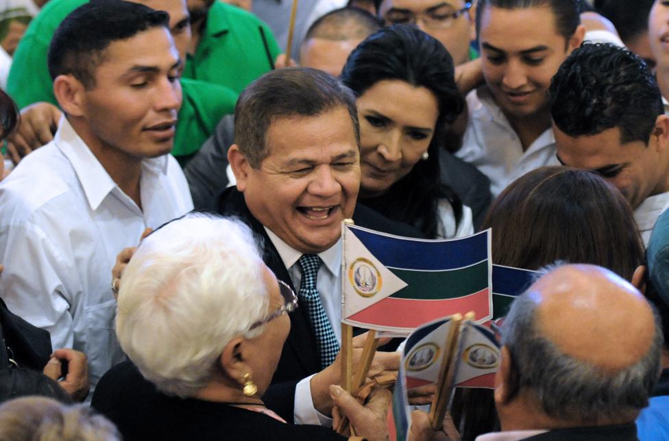 Exgeneral candidato a presidencia de Honduras