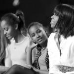 """""""Desde fuera, parece que el presidente y la primera dama  han hecho un trabajo extraordinario como padres en una situación difícil"""", indicó  Doug Wead, autor de varios libros sobre las familias presidenciales. LA PRENSA/FOTOS/EFE/AFP"""