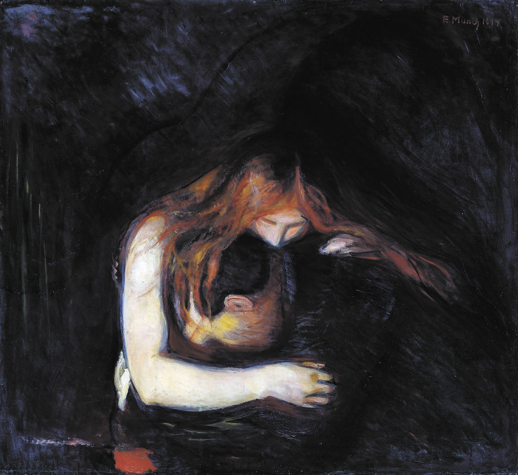 ¡El señor Munch!