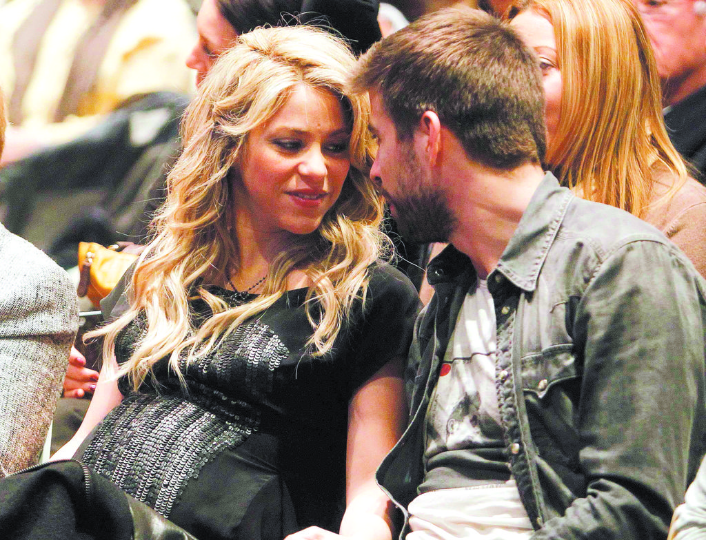 ¡Shakira se recupera rápidamente!