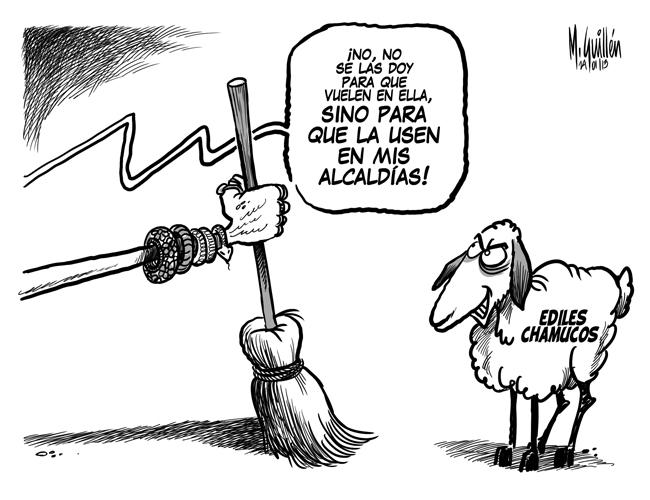 Caricatura Del Dia – 2013-01-25