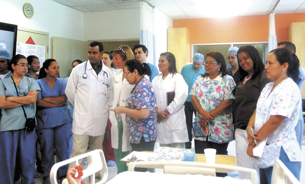 Taller regional para pediatras y enfermeras