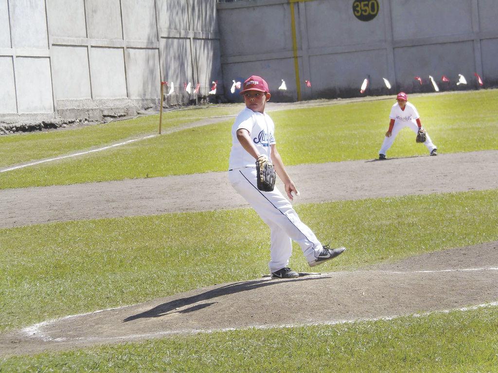 Fernando Siles,  destacado lanzador de Jinotega en el Nacional AA. LA PRENSA/F. RIVERA