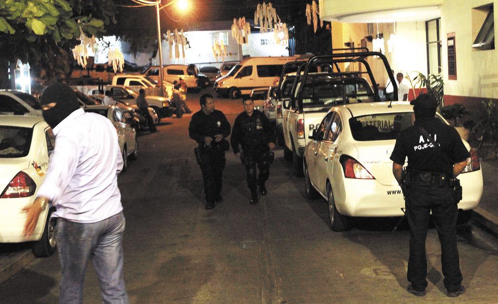 Violación sacude Acapulco