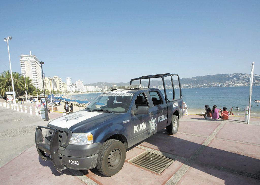 Acapulco se tiñe de violencia