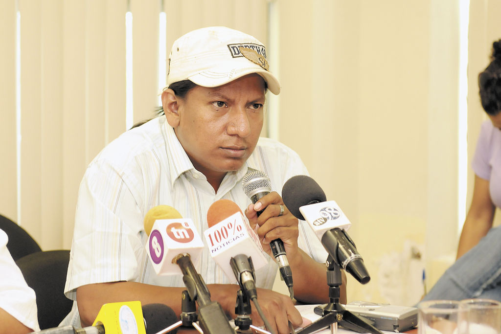 Secretario político discrimina a mayangnas
