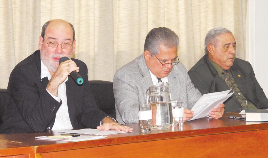 Los magistrados  de la Sala Penal alegan también el sistema restaurativo del condenado.  LA PRENSA/ ARCHIVO