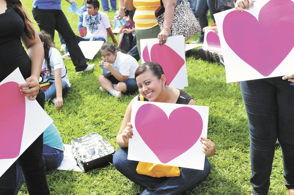 Nicaragua tiene un gran corazón