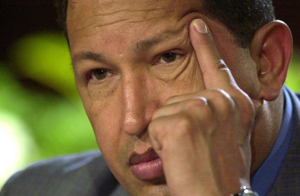 Hugo Chávez ha muerto